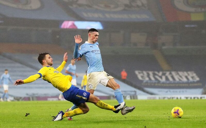 Pep Guardiola giving Phil Foden best chance of a long career