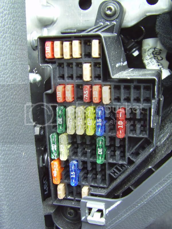 30 2006 Volkswagen Jetta 2 5 Fuse Box Diagram