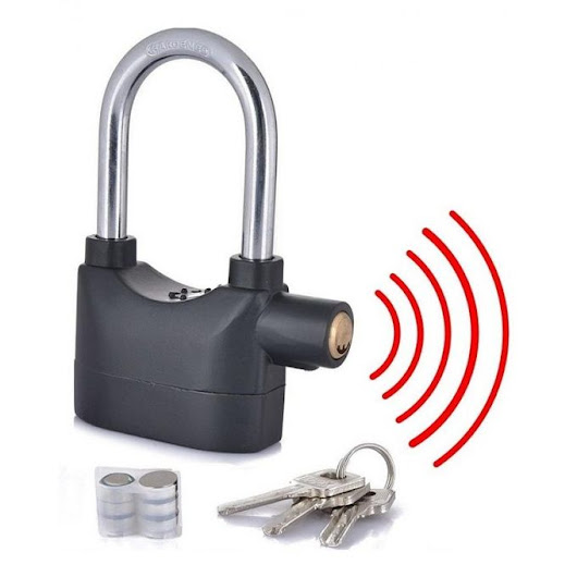 Alarm Security Lock - Online Shopping in Pakistan