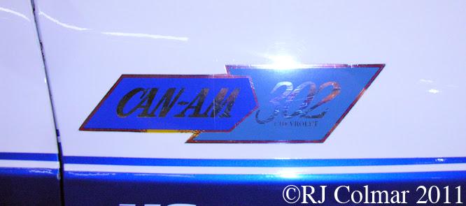 Chevrolet Firenza Can Am, Race Retro