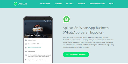 WhatsApp Business llega a México | Marketing 4 Ecommerce - Tu revista de marketing online para e-commerce