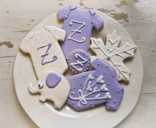 babyshower cookies zhara