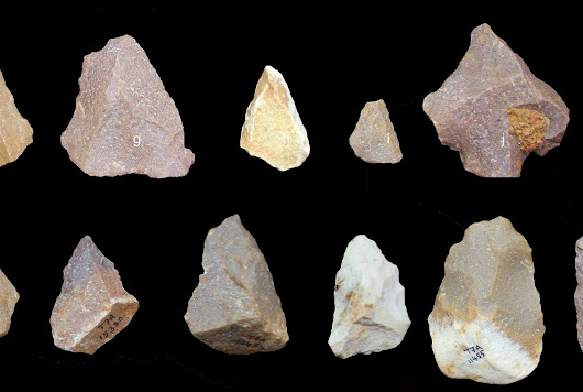 Stone Tool Discovery in India Raises Questions About Spread of Ancient Technology