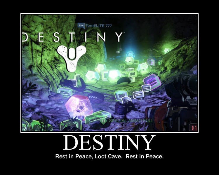 Useless Drivel If You Arent Playing Destiny Youre Doing It Wrong