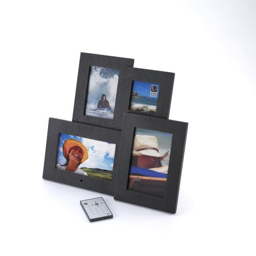 Digital Photo Frames Umbra Digilicious 7 Inch Digital Frame With