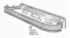Circus Maximus, Rome (B. Fletcher)