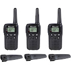 Midland T10X3 Two-Way Radio Three Pack