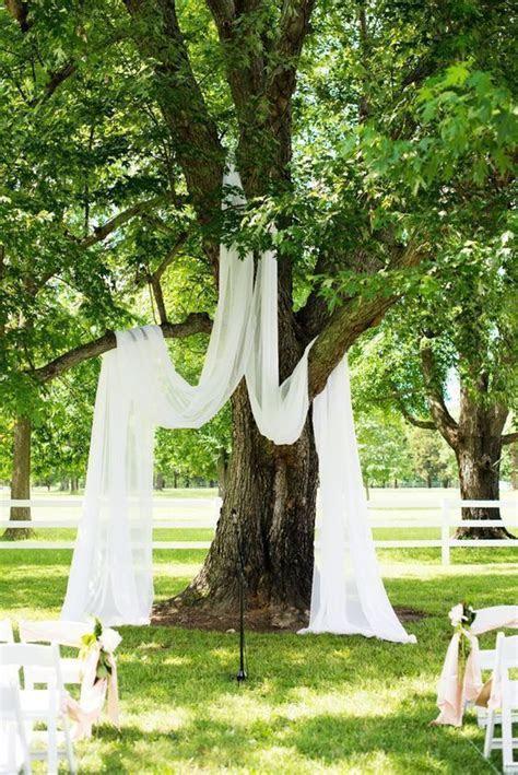 simple outdoor wedding decor ideas. Elegant outdoor