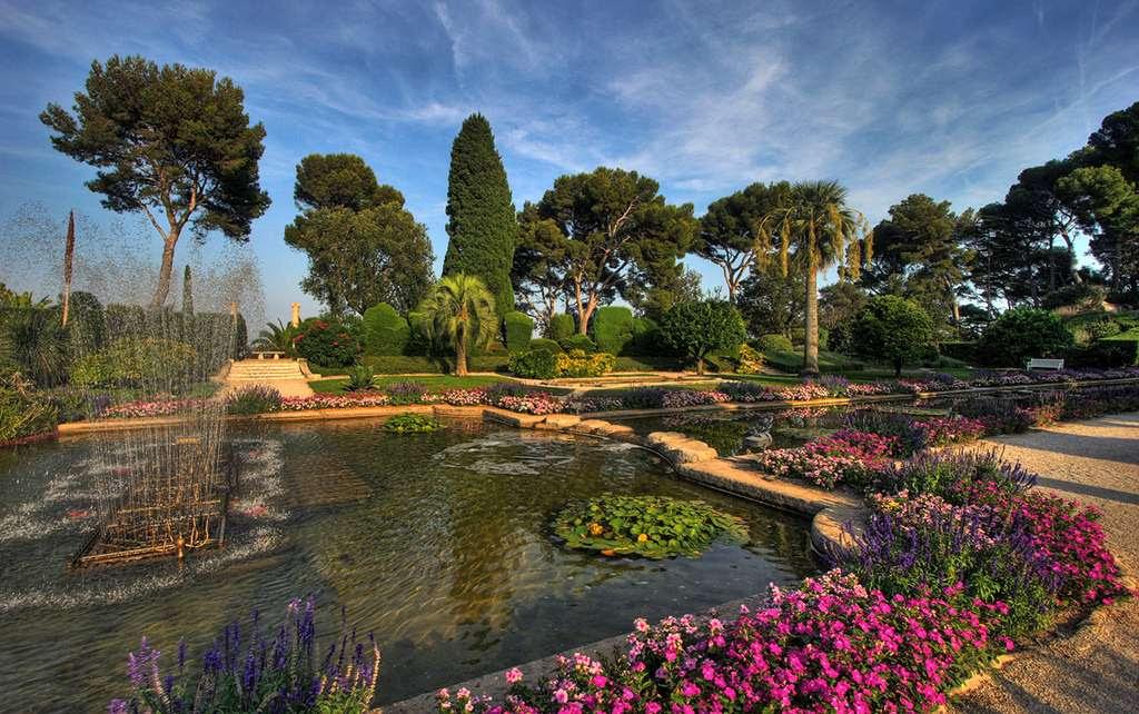 """Résultat de recherche d'images pour """"les jardins Ephrussi de Rothschild"""""""