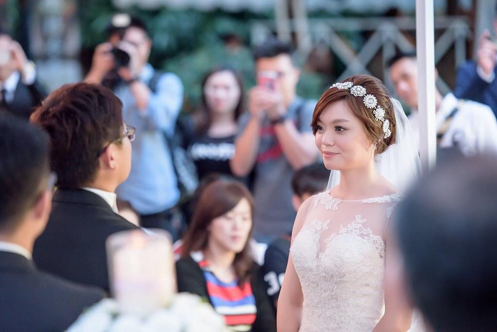 085青青時尚會館戶外婚禮