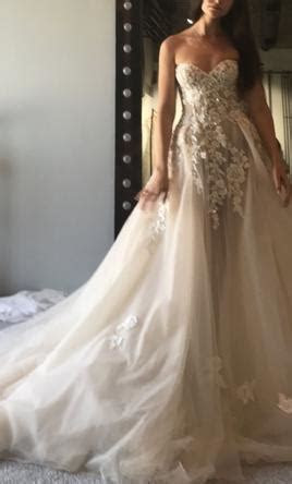 Galia Lahav Gia Wedding Dress   Used, Size: 00, $6,000