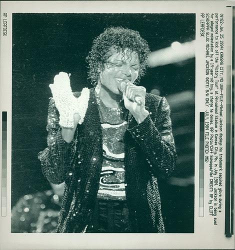 Jackson Michael - Jul 00 1984