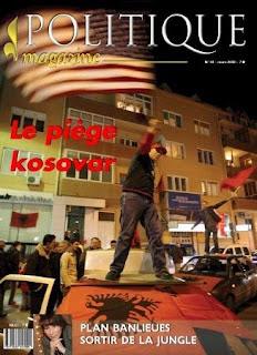 mensuel Politique Magazine