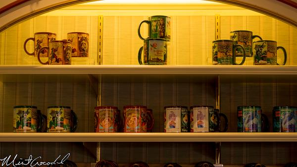 Disneyland Resort, Disneyland, Poster, Mugs, Merchandise