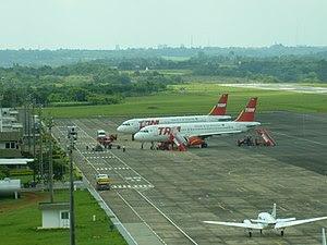 Aeroporto de Foz do Iguaçu 2