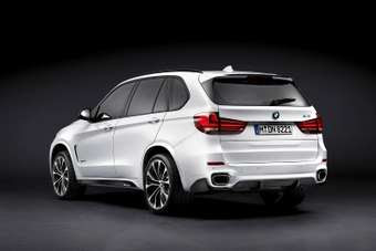 Product Eye Bmws Triple Turbo X5 M50d Automotive Industry