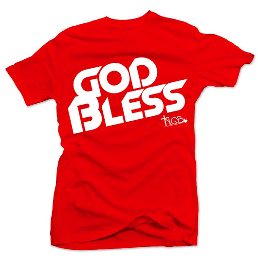 Thank You God Bless: Free Shirt Giveaway - Thank You | God Bless