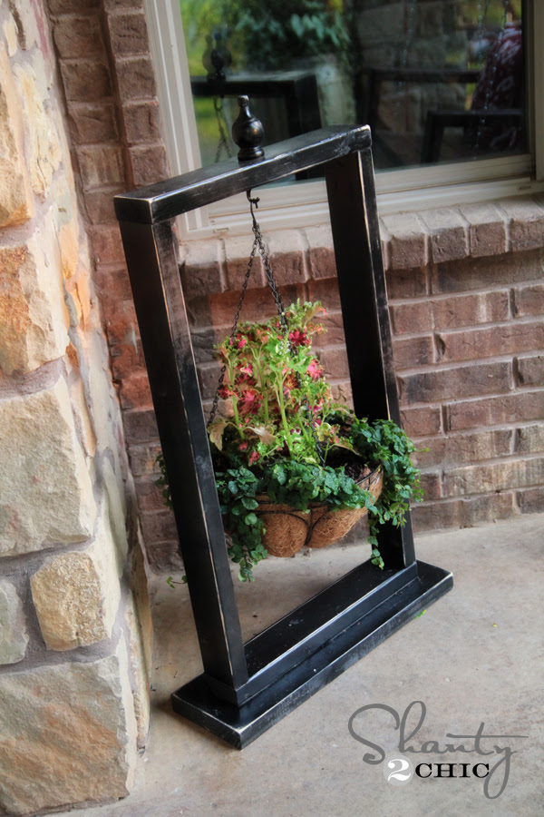 Hanging Pot Stand