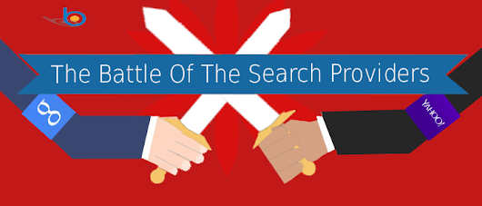 The Battle Of The Search Providers | LogicalJack SEO