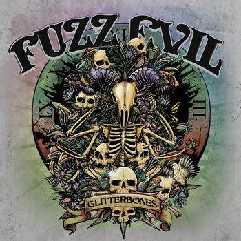 Fuzz Evil/Chiefs 7'' cover art