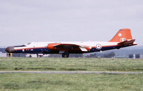 WH963 RAE Bedford St Athan Sept 85