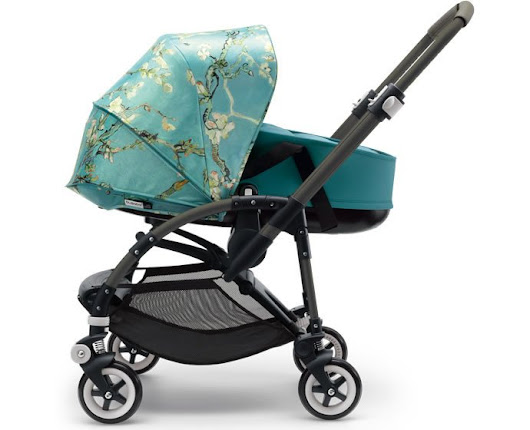 Bugaboo Bee3 a stroller inspired by Van Gogh