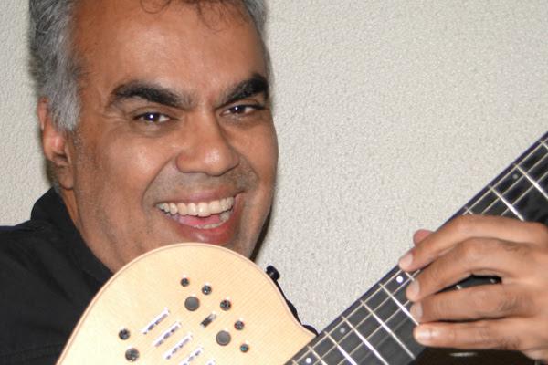 Anand Rao vai musicar versos de Aluízio Matias, no Bardallos