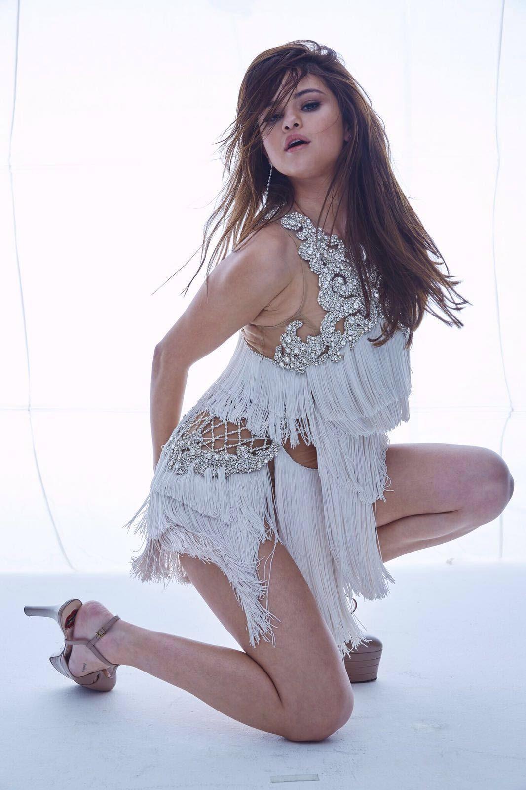 Selena Gomez – Marie Claire Magazine Photoshoot