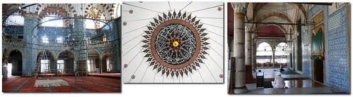 16 Rüstem Pasha Mosque