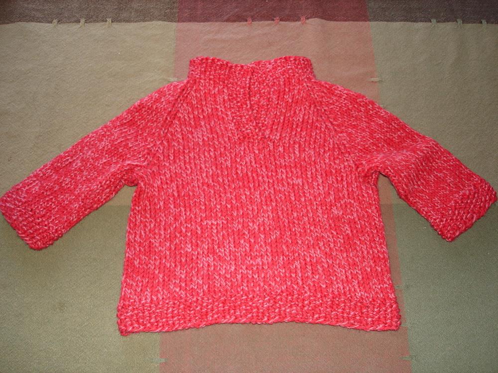 Baby Munchkin sweater