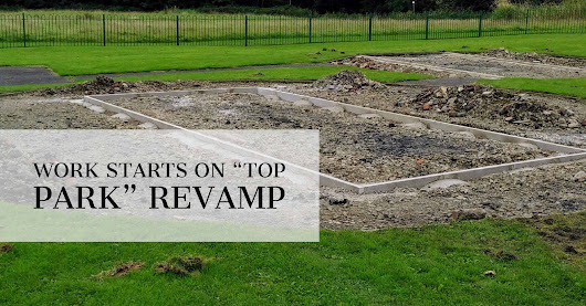 "Work starts on ""Top Park"" revamp - This is Rammy"