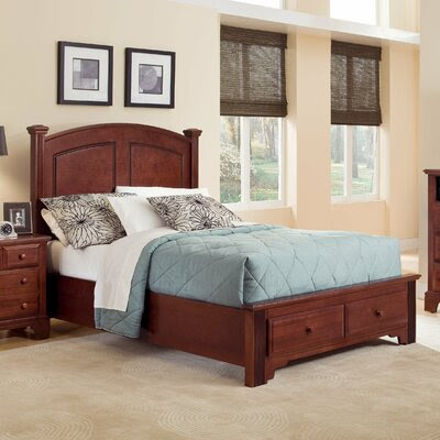 Vaughan-Bassett Hamilton Franklin Storage Panel Bed   Wayfair