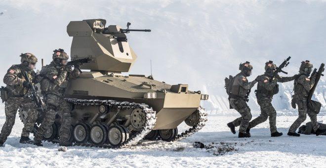 Kalashnikov Tests Two Unmanned Ground Vehicles called Soratnik and Nakhlebnik (3)
