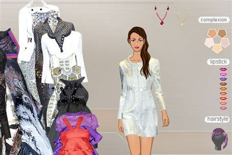 Gucci Spring Dressup Game   Fashion games   Games Loon