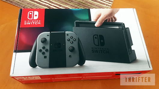 Bummed you missed out on a Nintendo Switch? Enter now to win one!