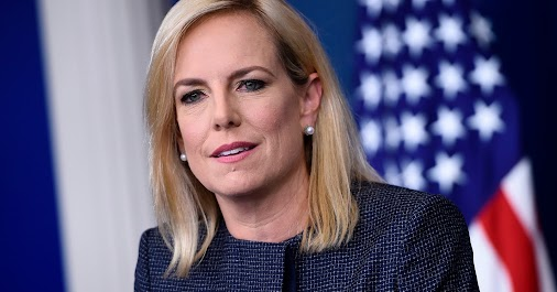 Kirstjen Nielsen: Private sector needs to help the US respond to cyber threats https://cnb.cx/2MowaSI...