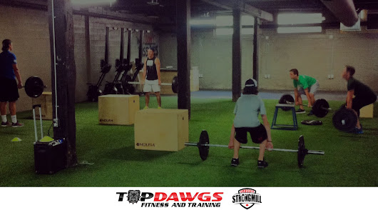 Just Launched: Top Dawgs Fitness – vxFusion