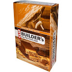 Clif Builders Protein Bar, Chocolate Peanut Butter - 12 pack, 2.40 oz bars