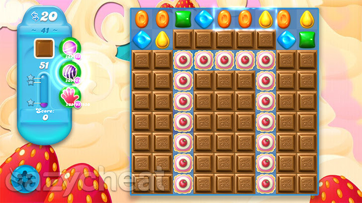 Candy Crush Soda Saga v1.68.4 Cheats