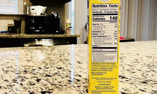A Complete Overview of the New FDA Nutrition Facts Food Label | IntroWellness