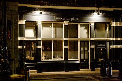 Launceston Place Exterior