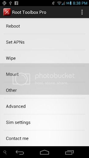 d9d81e0a Root Toolbox PRO 2.0.5 (Android)