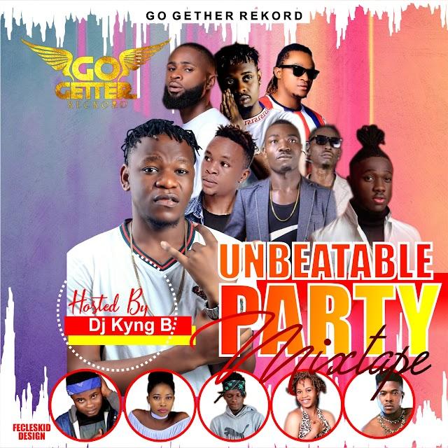 MIXTAPE: Dj Kyngb - Unbeatable Party Mixtape