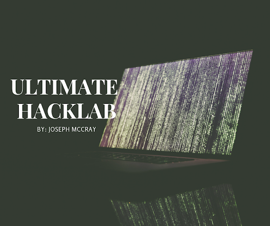 Ultimate Hacklab Self Paced - InfoSec Addicts