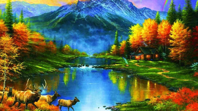 Beautiful Fall Desktop Backgrounds Wallpaper Love Wallpapers