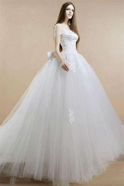 Exquisite 2015 Wedding Dresses Ball Gown Sequins A Line