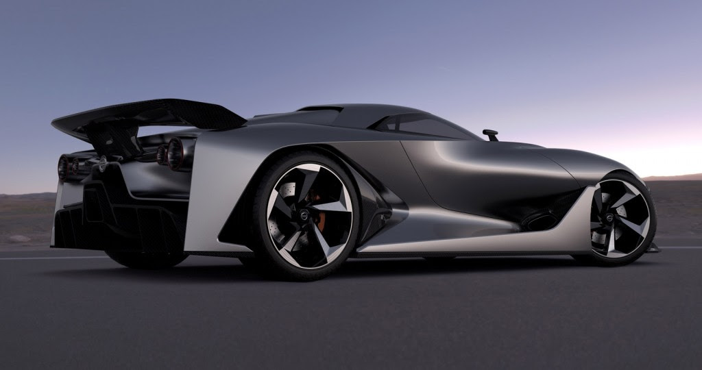 Nissan Concept 2020 Vision Gran Turismo Revealed, Likely Hints At R36 ...