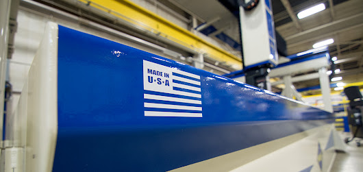 American Waterjets Made in the USA