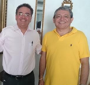 Roberto Rocha e Rosendo Júnior