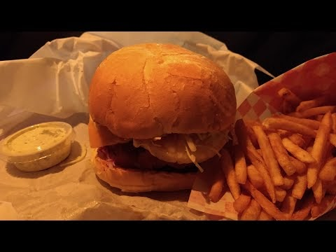 Katsu Burger (Restaurant Review)